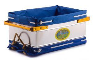 3468 Pickingbox double bottom blue