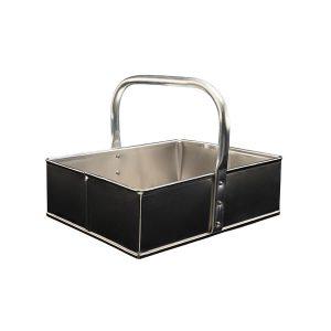 Caja de recolección de espárragos baja 29x38x11 cm