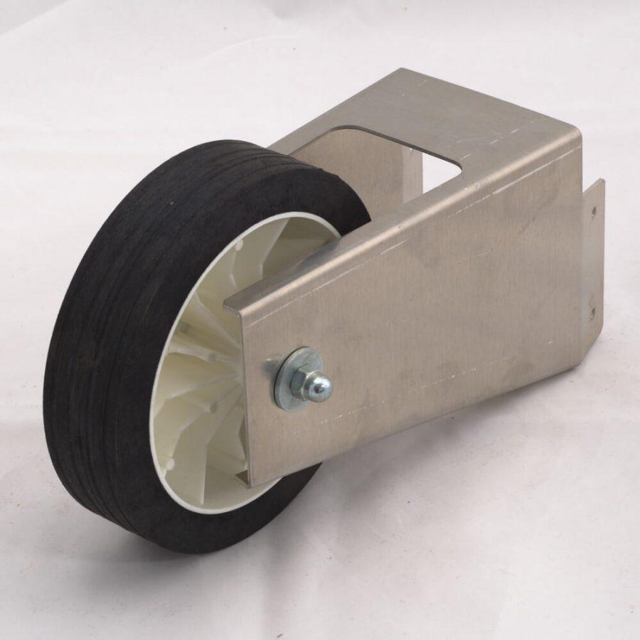 Wheel holder left or right